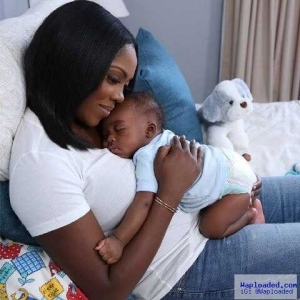 I Was In Labour For 20 Hours – Tiwa Savage Reveals